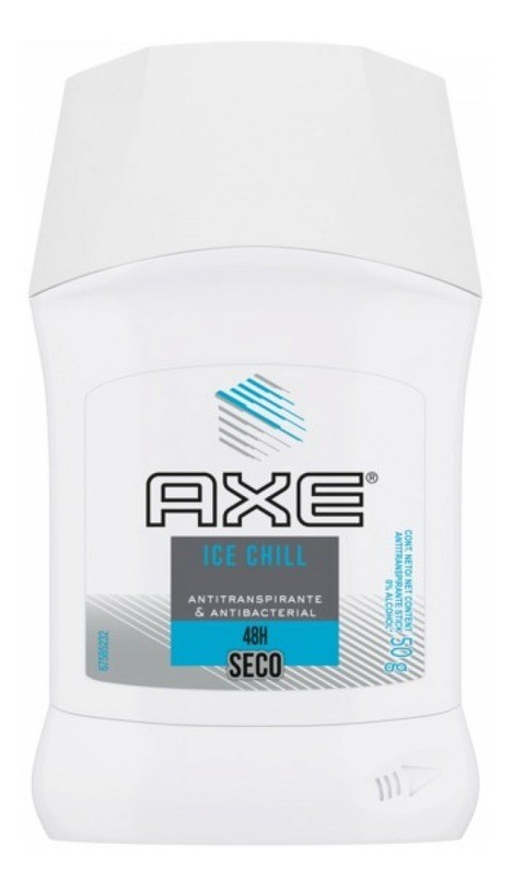 Barra Axe Ice Chill 50 Gr