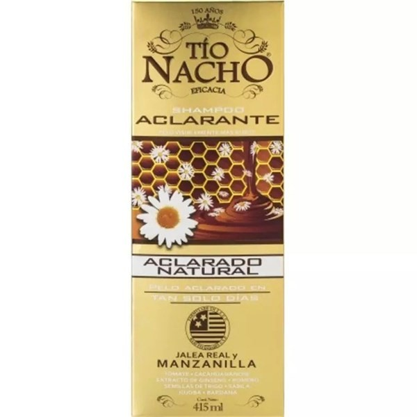 Tio Nacho Acondicionador Anti Edad 415ml