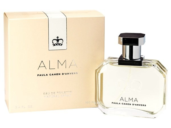 Perfume Mujer Paula Cahen D'anvers Alma Edt 100ml