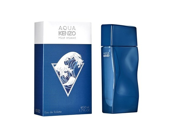 Perfume Importado Hombre Kenzo Aqua Pour Homme 50 Ml