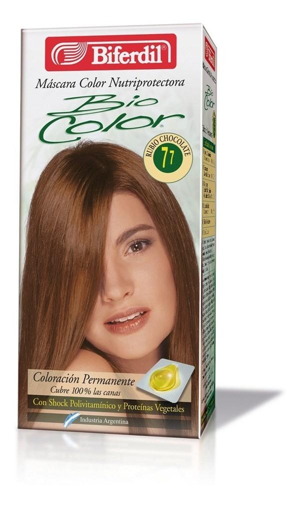 Biferdil Tintura Rubio Chocolate X 184 Gr.