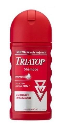 Triatop Shampoo Combate Intensivo X 400 Ml