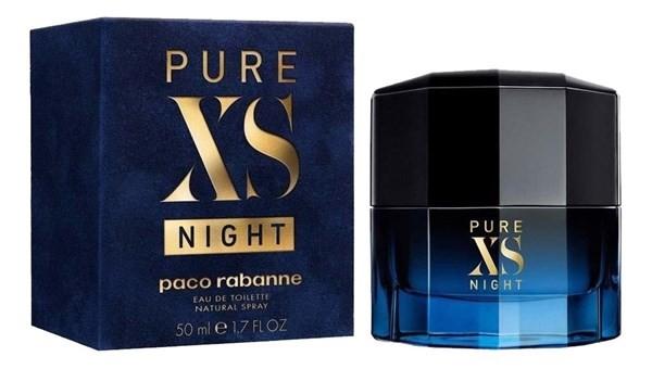 Perfume Importado Paco Rabanne Pure Xs Night Edp 50ml
