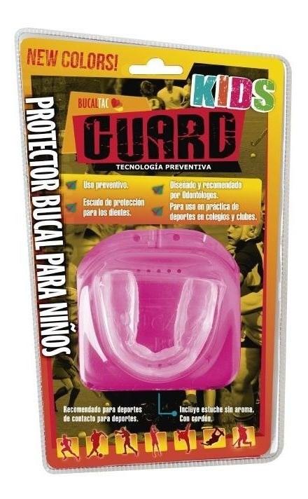 Protector Bucal Guard Kids Bucal Tac