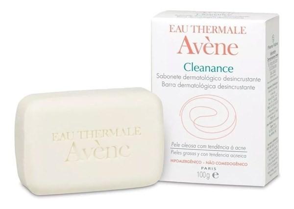 Avene Jabon De Limpieza Dermatologico Piel Grasa 100g