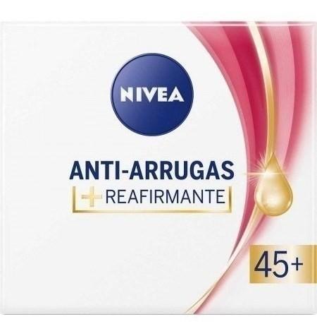 Nivea Crema Facial Reafirmante 45+ X 50 Gr