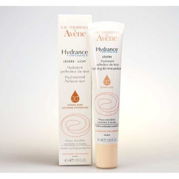 Avene Hydrance Optimale Spf 30 Perfeccionadora Del Tono (pie