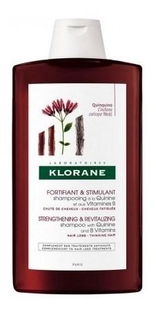 Klorane Shampoo De Quinina X 400 Ml