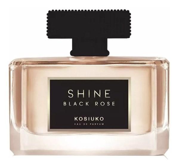 Perfume Kosiuko Shine  Black Rose  Edp X 100ml  alt