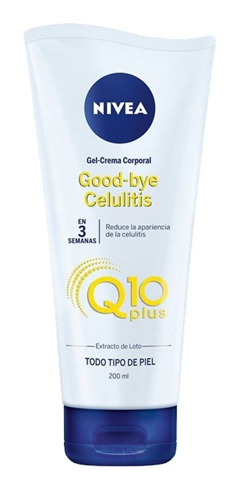 Nivea Q10 Good Bye Celulitis Gel Crema Corporal 200ml