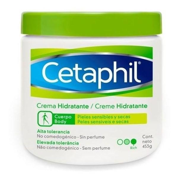 Cetaphil - Crema Hidratante - 453gr