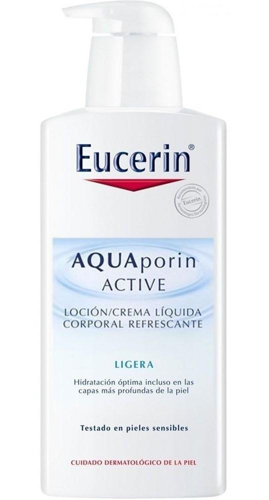 Eucerin Aquaporin Active Loción Corporal Refrescante 400ml