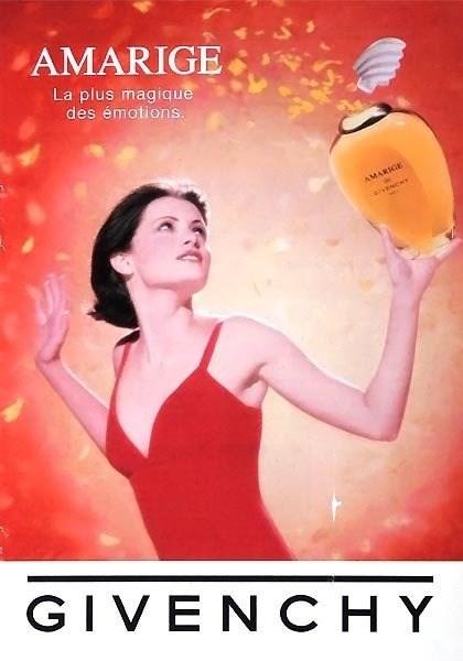 Perfume  Amarige Givenchy Eau De Toilette 50 Ml alt