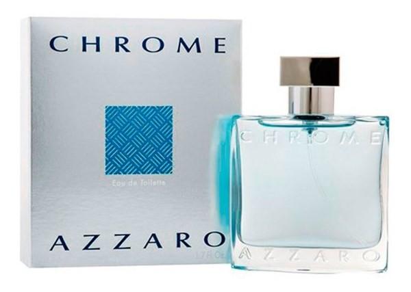Perfume Importado Azzaro Chrome Edt X 50 Ml