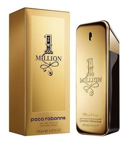 Paco Rabanne One Million Edt 100 Ml Spray