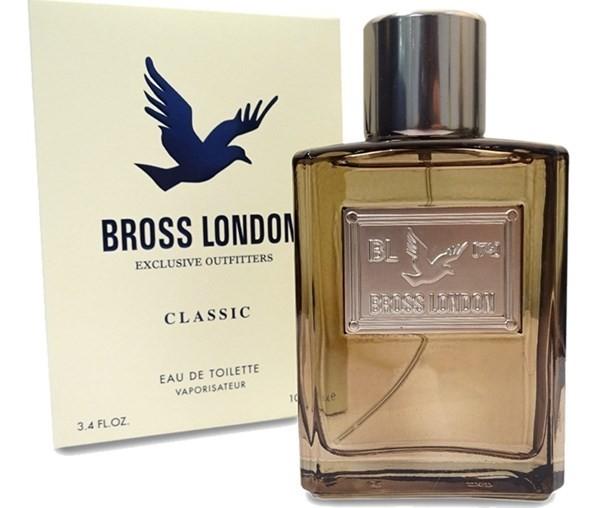 Perfume Bross London Classic Hombre X 100ml