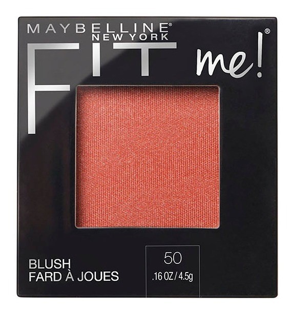 Rubor Maybelline Fit Me 50 Wine 4.5 Gr