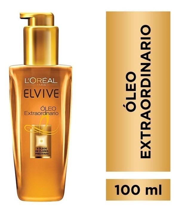 Elvive Óleo Extraordinario X100ml