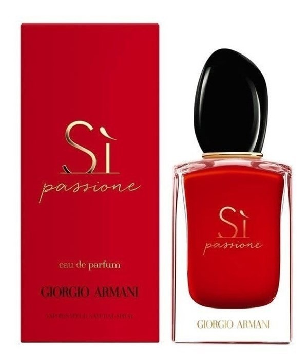 Perfume Si Passione Edp Giorgio Armani 100ml