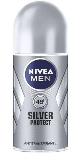 Nivea Desodorante Roll On Silver Protect X 50 Ml