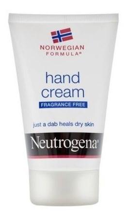 Neutrogena Crema Para Manos X 56grs Formula Noruega
