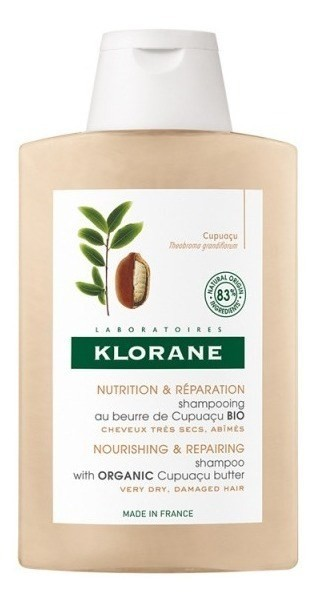 Klorane Shampoo Cupuacu X 200 Ml