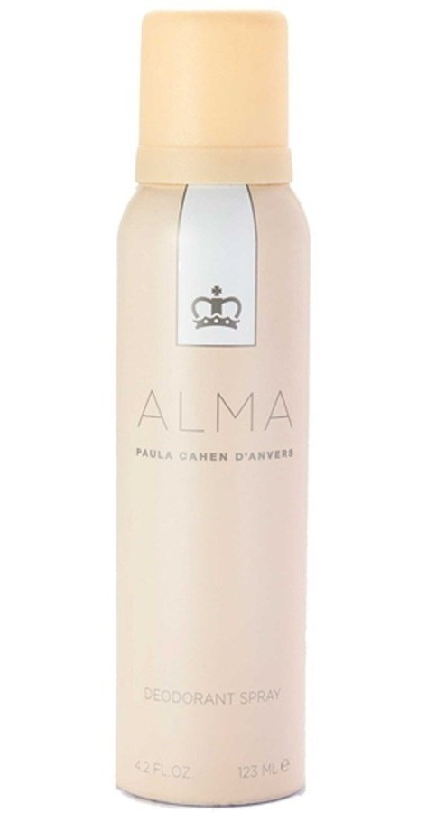 Desodorante Mujer Paula Cahen D'anvers Alma 123ml