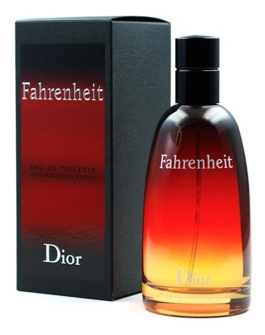 Perfume Importado Dior Fahrenheit Edt 50ml Hombre