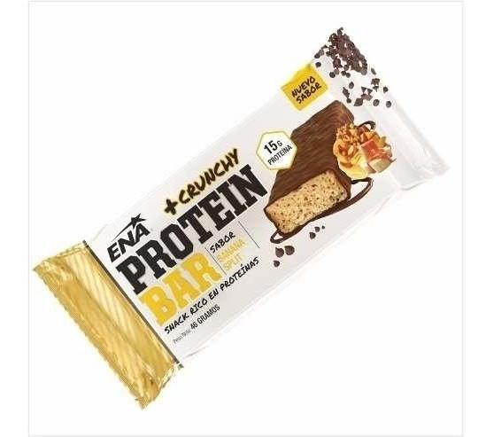 Ena Protein Bar Suplemento Deportivo Barra Banana Split