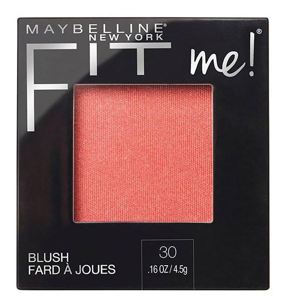 Rubor Maybelline Fit Me 30 Rose 4.5 Gr