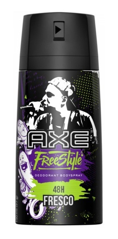 Desodorante Axe Freestyle 97 Gr 152 Ml