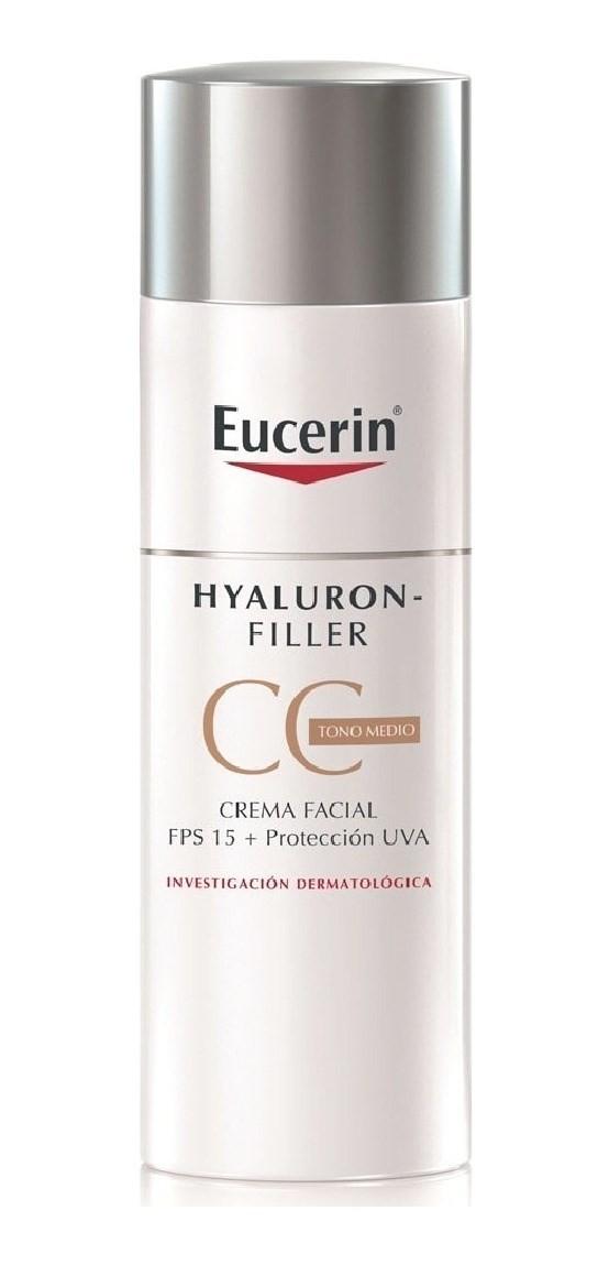 Eucerin Hyaluron-filler Cc Cream Fps 15 X 50 Ml