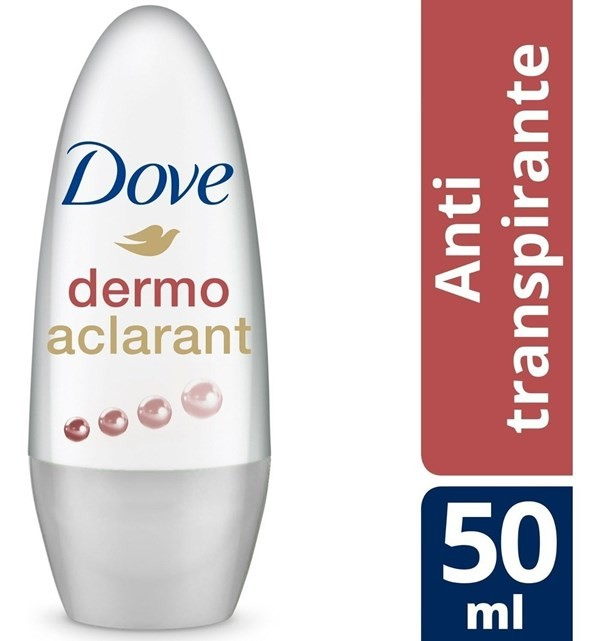 Desodorante Dove Dermoaclarante Roll On 50ml