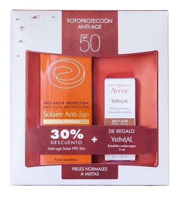 Avene Protector Solar Crema Spf 50 Anti-age 50ml