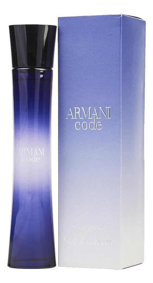 Perfume Mujer Armani Code Woman Edp 75ml