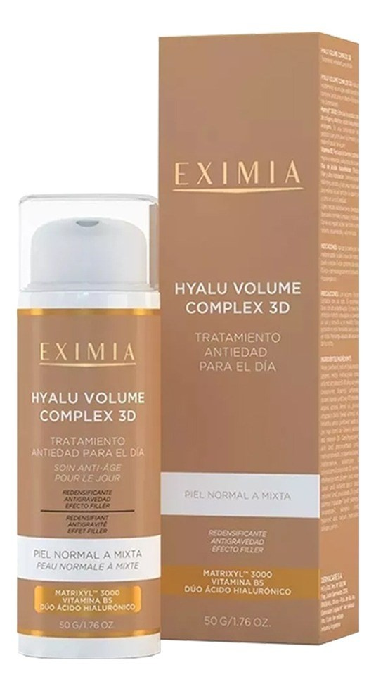 Eximia Hyalu Volume Complex 3d X  50g
