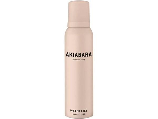 Desodorante Mujer Akiabara Water Lily 123ml
