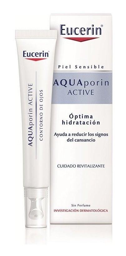 Eucerin Aquaporin Active Crema Contorno De Ojos X 15 Ml #1