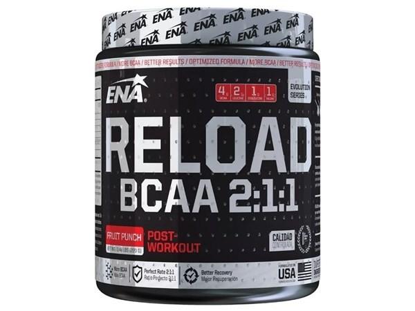 Reload Bcaa Ena Post Entrenamiento Recuperación 220 Fruit