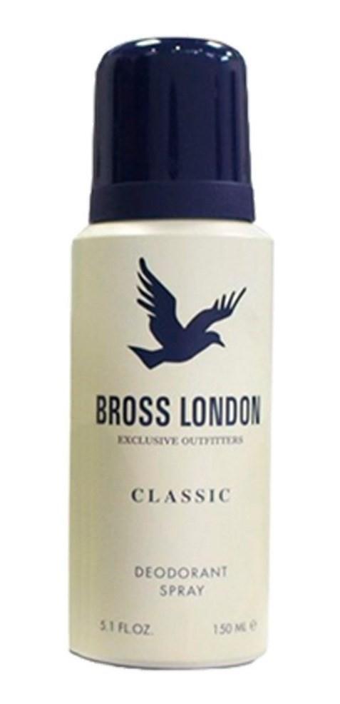 Desodorante Hombre Bross London Classic 150ml