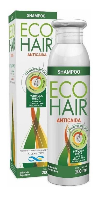 Ecohair Shampoo Anticaida X200ml