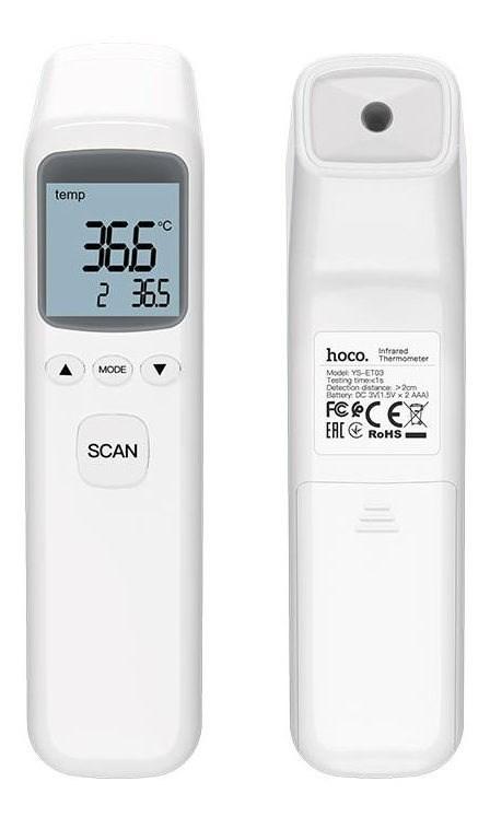Termometro Digital Infrarrojo Ys-et03