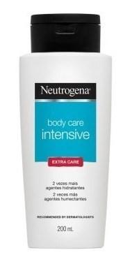 Neutrógena Crema Body Care Intensive Extra X 200 Ml