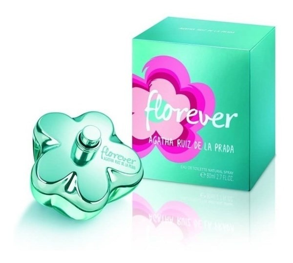 Perfume Florever Agatha Ruiz De La Prada X 80ml