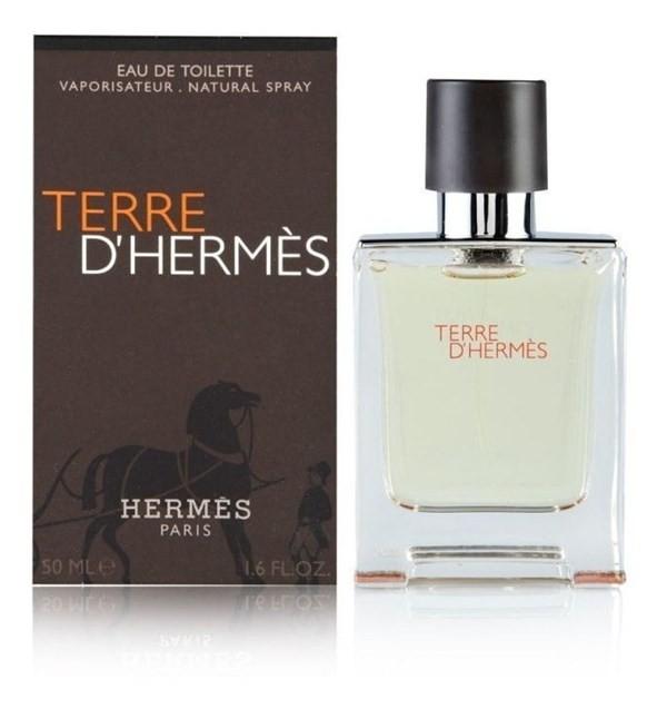 Perfume Hermes Terre Edt 50ml