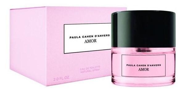 Perfume Paula Cahen D Anvers Amor X 60ml