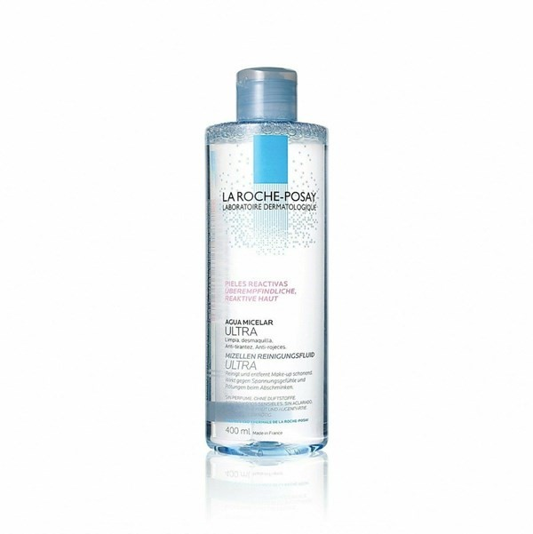 Agua Micelar Piel Reactiva 400 Ml De La Roche-posay