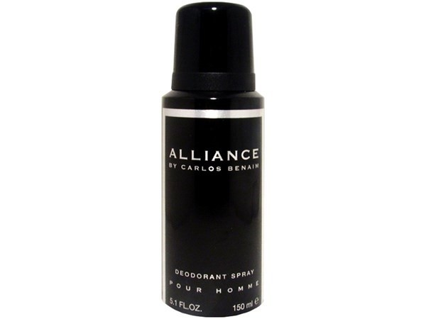 Desodorante Hombre Allliance By Carlos Benaim 150ml