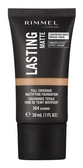 Base Maquillaje Rimmel Lasting Matte 304