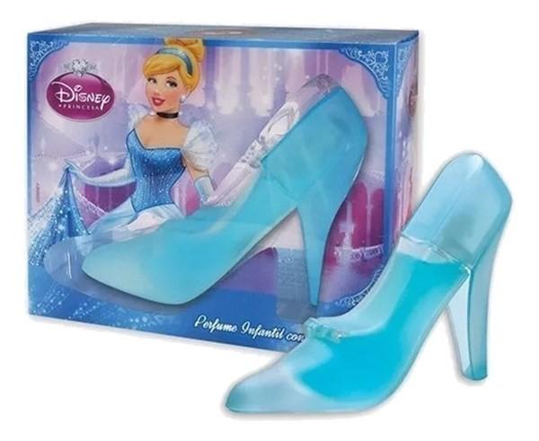 Perfume Disney Princesa Cenicienta Zapatito